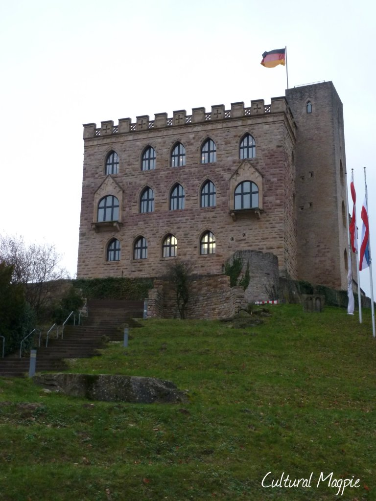 hambach castle cultural magpie