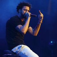 J Cole- Live at the 02, London