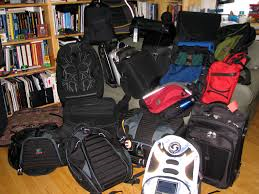 packed bags