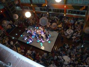 cultural magpie wedding trad day crowd