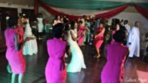 dancing wedding a