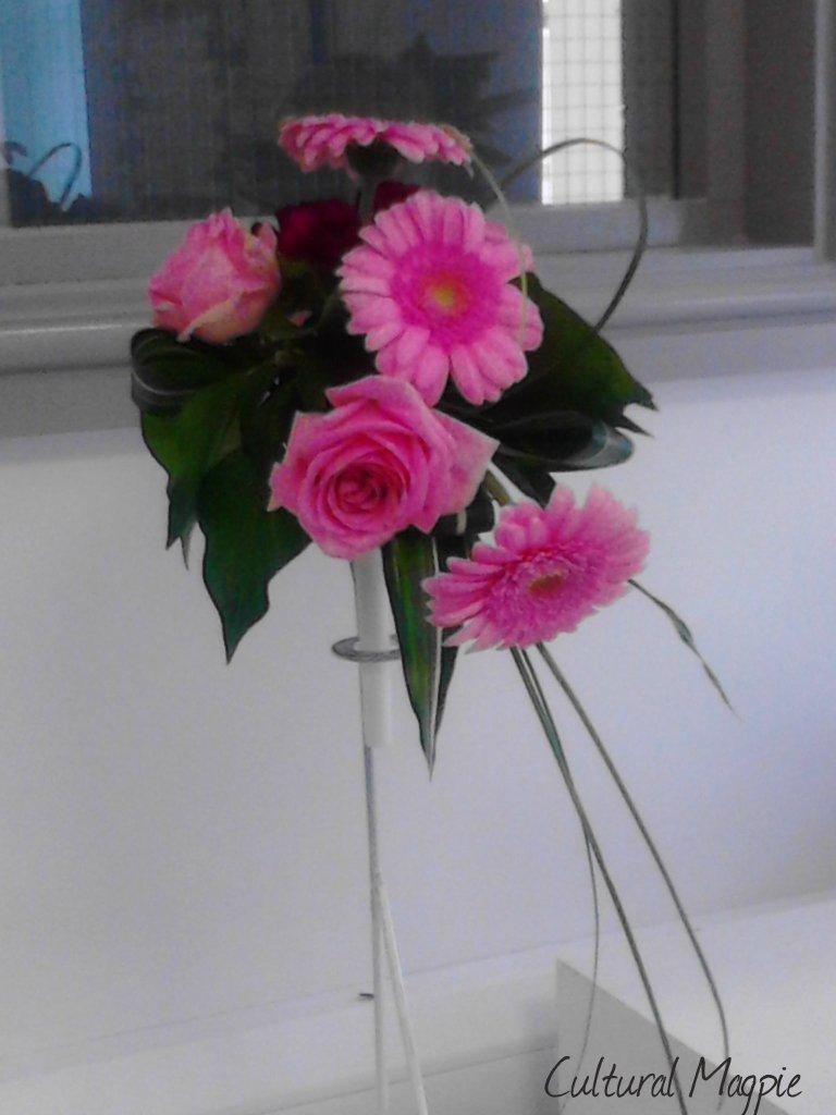 Line bouquet