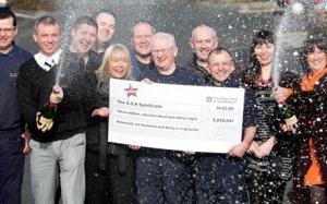 lottery winners blog