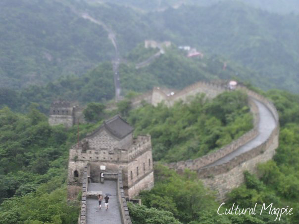 great wall of china magpie